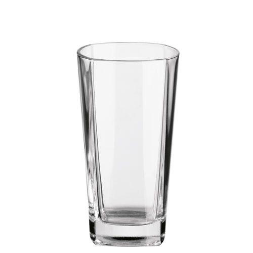 Barové sklenice hranaté Diadema, 0,24l