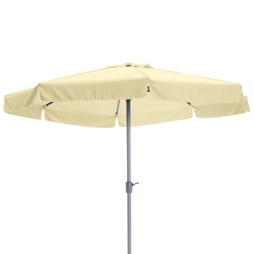 Hliníkový slunečník - ecru