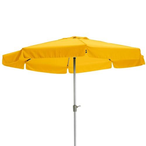 Hliníkový slunečník - žlutá